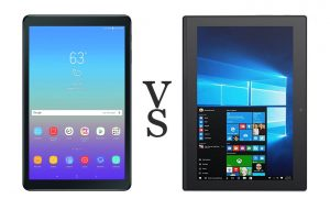 Windows 10 vs. Android
